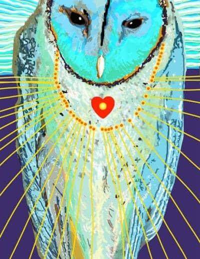 Owl Icon 03