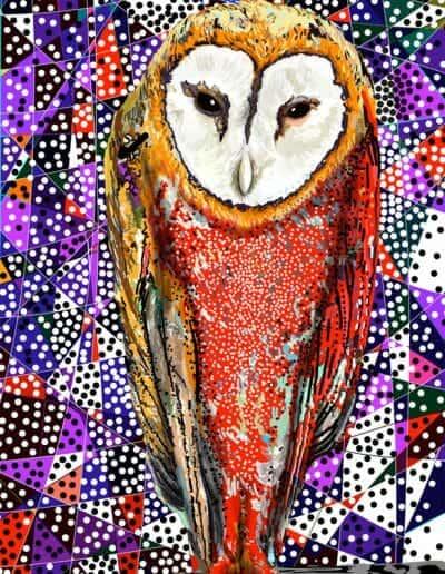 Polkadot Owl